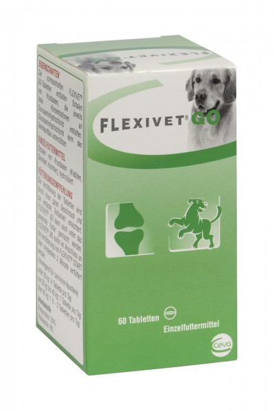 FLEXIVET® GO 900 mg Tabletten Hund 60 Stück