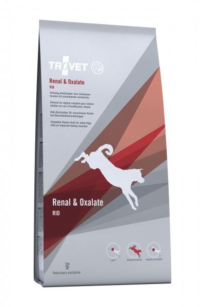Trovet RID Hund Renal & Oxalate Trockenfutter 12500 g