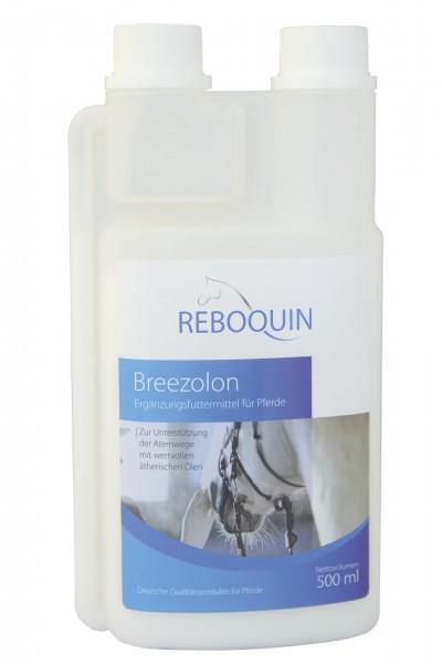 Breezolon Ergänzungsfuttermittel für Pferde Lösung Pferd 500 ml