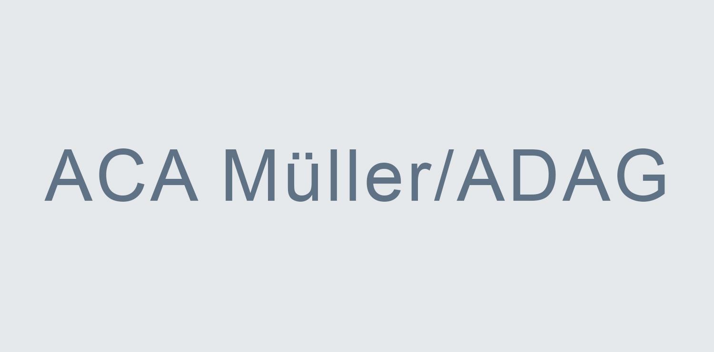 ACA Müller/ADAG Pharma AG