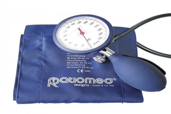 Blutdruckmeßgerät ratiomed 1-Schlauch 1 Stück