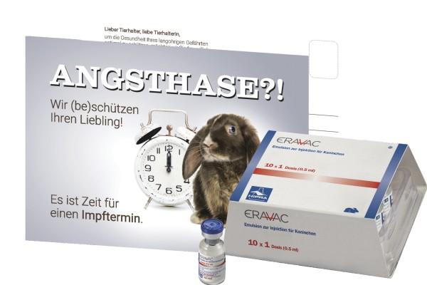 Eravac Injektionslösung 10 x 1 ID