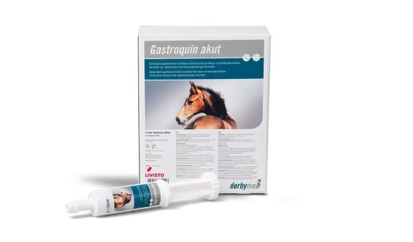 derbymed® Gastroquin akut Flüssigkeit zum Einnehmen Pferd 8 x 60 ml