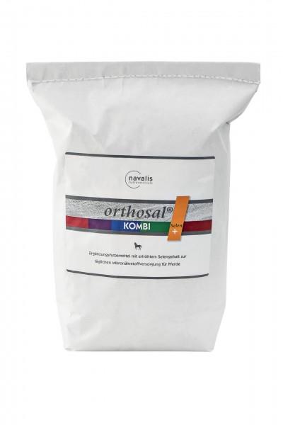 orthosal® Kombi Selen + Horse Nachfüllpackung Pellets Pferd 2500 g