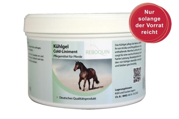 Reboquin Kühlgel Gel Pferd 500 ml
