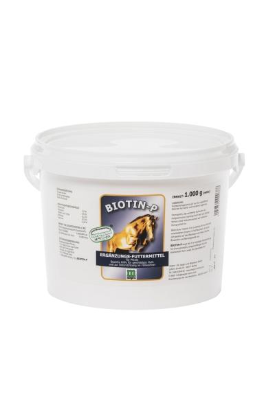 BIOTIN-P Pulver Pferd 1000 g