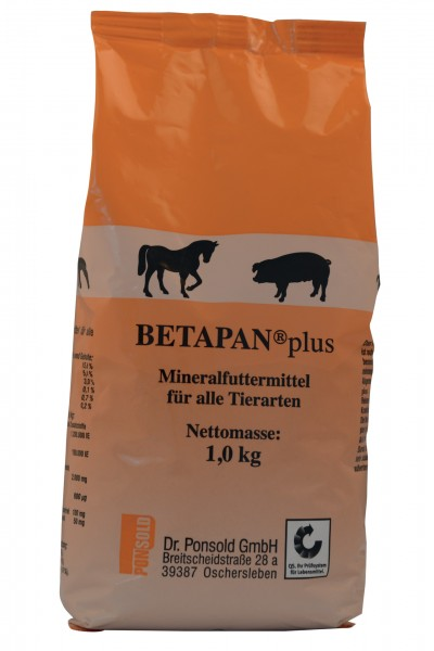 BETAPAN® plus Pulver alle Tiere 1000 g