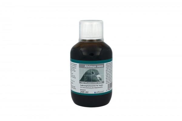 Alvimun novo Lösung Taube 200 ml