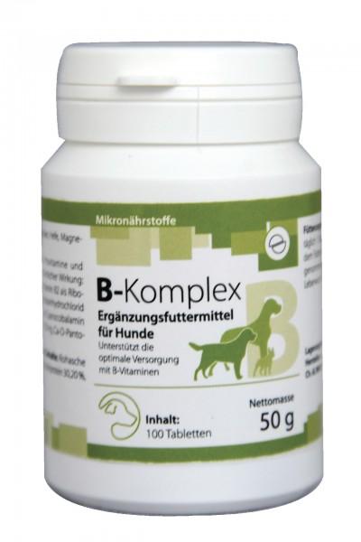 B-Komplex Tabletten Hund 100 Stück