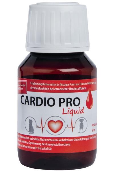 Cardio Pro flüssig Flüssigkeit Hund, Katze 3 x 50 ml